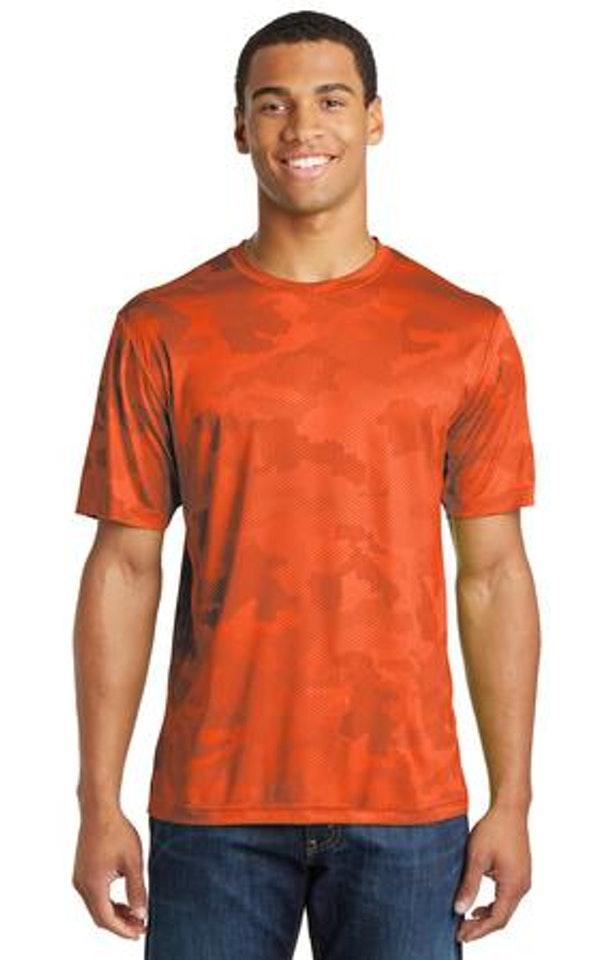 Sport-Tek ST370 Neon Orange