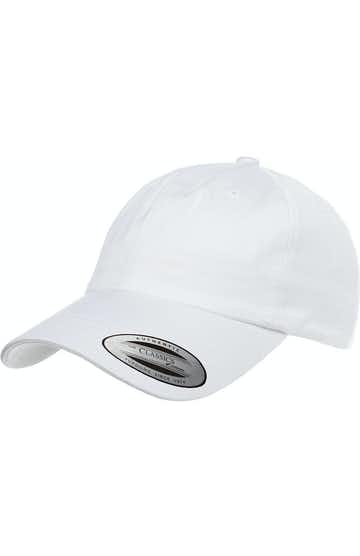 Yupoong 6245CM White