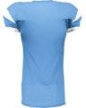 Augusta Sportswear 9583AG Columbia Blue / White