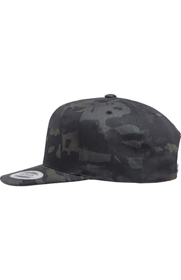 Yupoong 6089MC Black Multicam