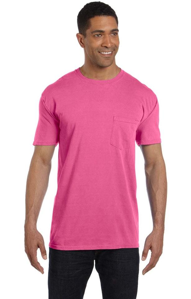 Comfort Colors 6030CC Neon Pink