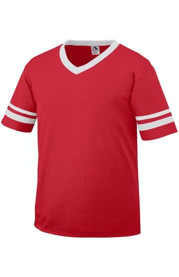 Augusta Sportswear 361 White / Red
