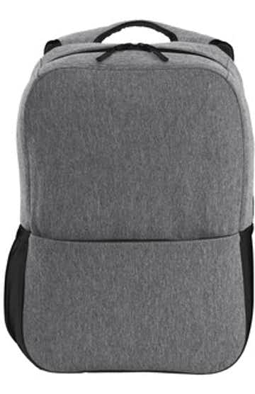 Port Authority BG218 Heather Gray / Black