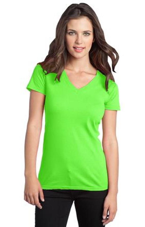 District DT5501 Neon Green