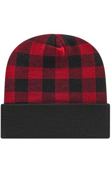 CAP AMERICA RKP12 Black / True Red