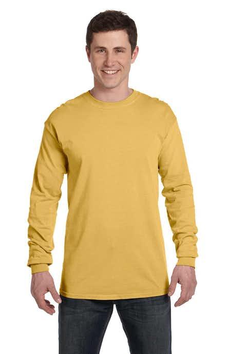 Comfort Colors C6014 Mustard