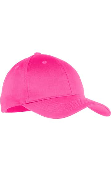Port & Company YCP80 Neon Pink