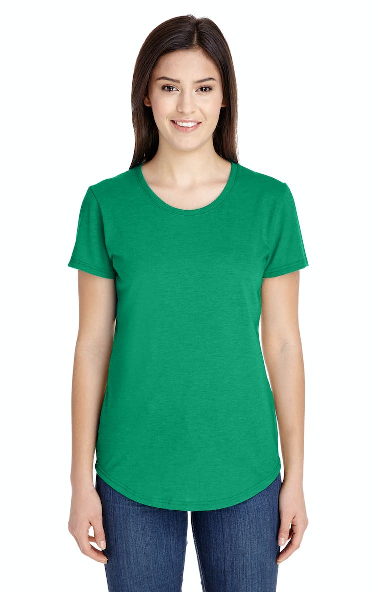 0d2b62d34 Anvil 6750L Ladies' Triblend T-Shirt - JiffyShirts.com