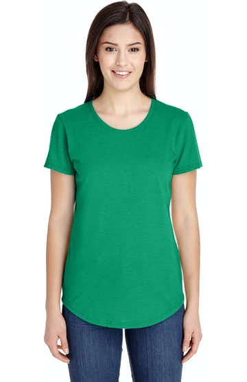 Anvil 6750L Heather Green