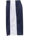Badger 7241 Navy / White