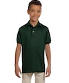Jerzees 437Y Forest Green