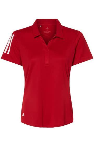 Adidas A481 Team Power Red / White