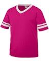 Augusta Sportswear 360 Power Pink/ Wht