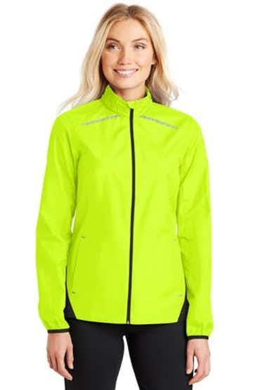 Port Authority L345 Safety Yellow / Black