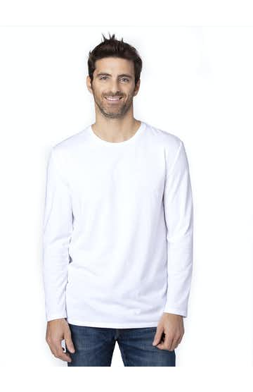 Threadfast Apparel 100LS White