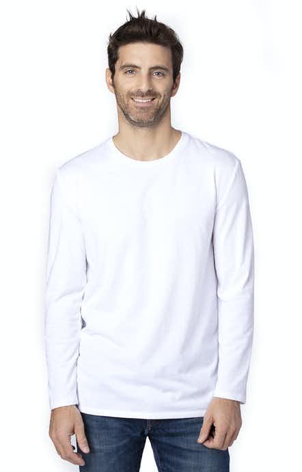 Threadfast Apparel 100LS White