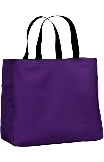 Port Authority B0750 Purple