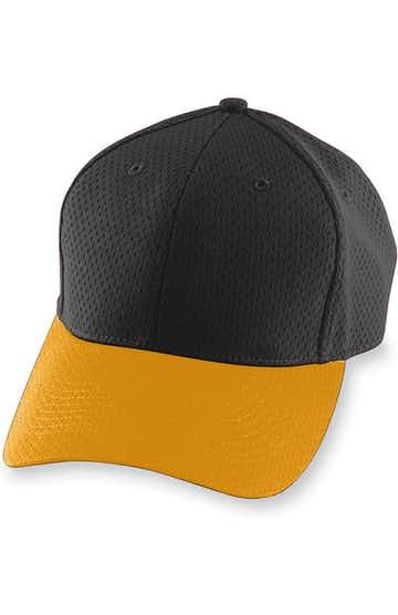 Augusta Sportswear 6236 Black / Gold