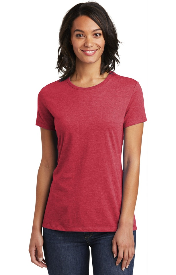 District DT6002 Heather Red
