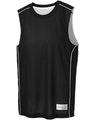 Sport-Tek T555 Black / White