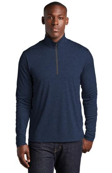 Sport-Tek ST469 Dark Royal Heather