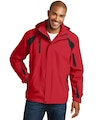 Port Authority J304 True Red / Black