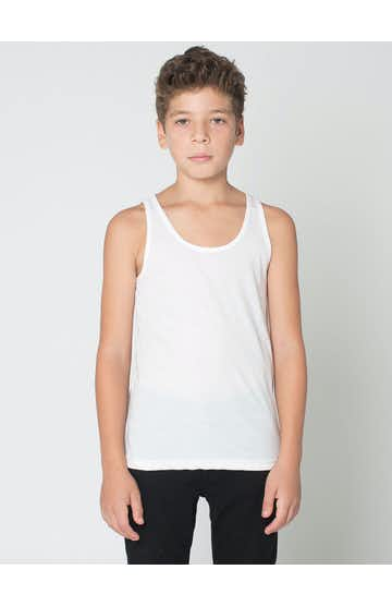 American Apparel BB208W White
