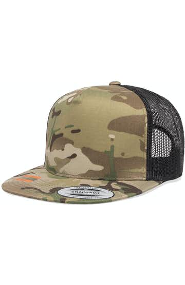 Yupoong 6006MC Multicam