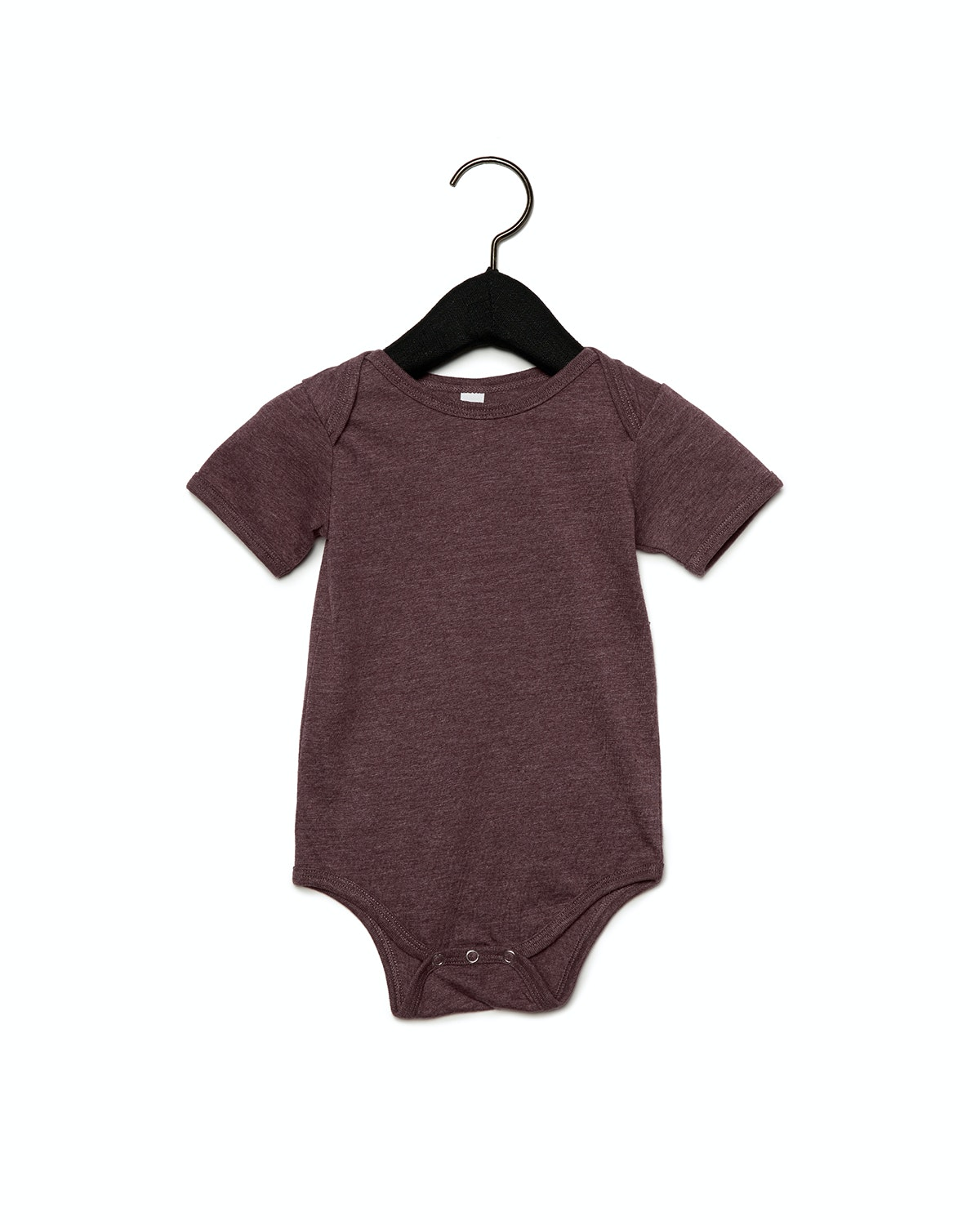 Bella+Canvas 100B Heather Maroon