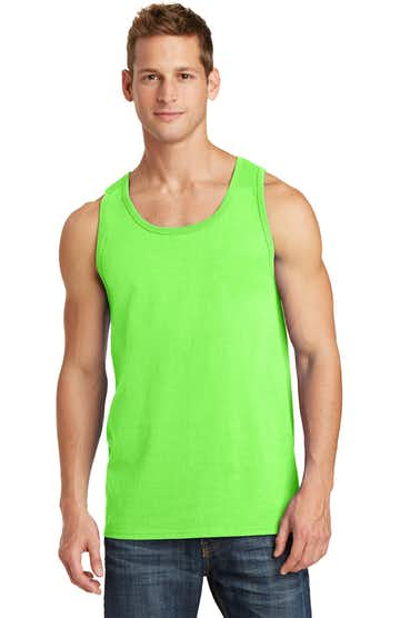 Port & Company PC54TT Neon Green
