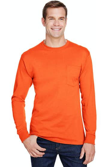 Hanes W120 Safety Orange
