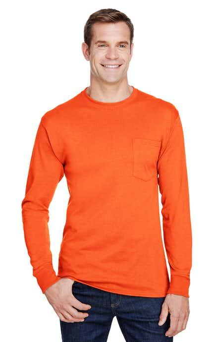 Hanes W120 Safety Orange