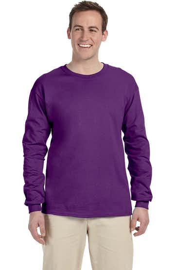 Gildan G240 Purple
