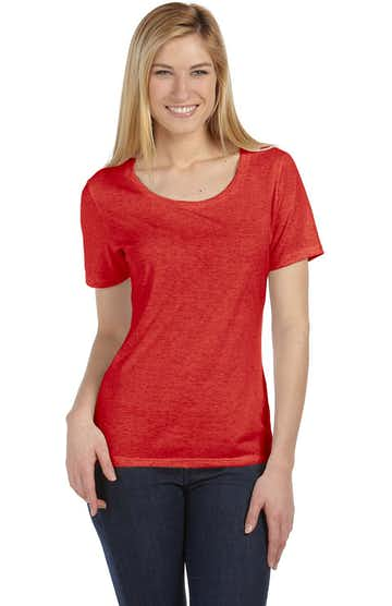 Bella + Canvas 6406 Red
