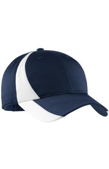 Sport-Tek STC11 True Navy / White