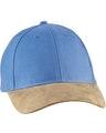 Big Accessories BA555 Marine Blu/ Tan