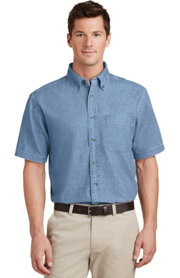 Port & Company SP11 Faded Blue