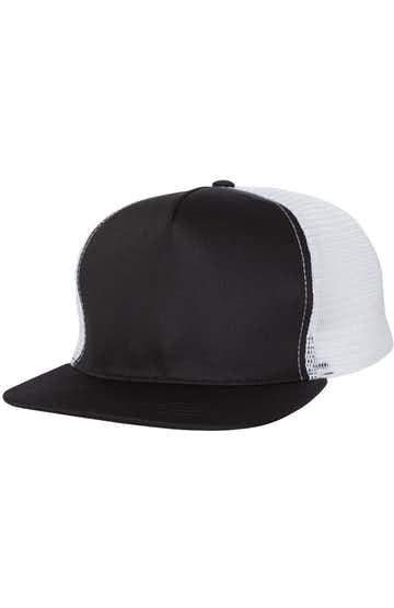 Mega Cap 6997C Black / White