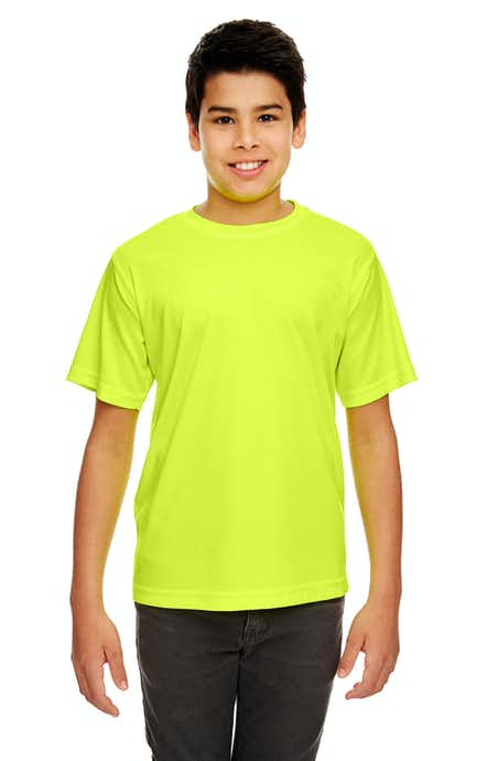 UltraClub 8420Y Bright Yellow