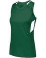 Augusta Sportswear 2436AG Dark Green / White