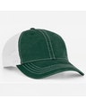 Pacific Headwear 0V67PH Dark Green/White