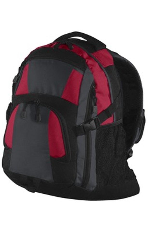 Port Authority BG77 Red / Magnet / Black
