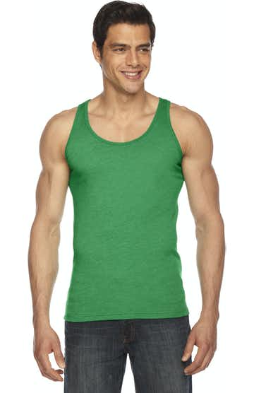 American Apparel BB408W Hthr Kelly Green
