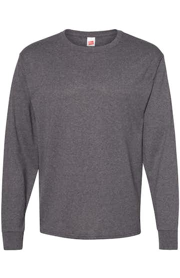 Hanes 5286 Charcoal Heather