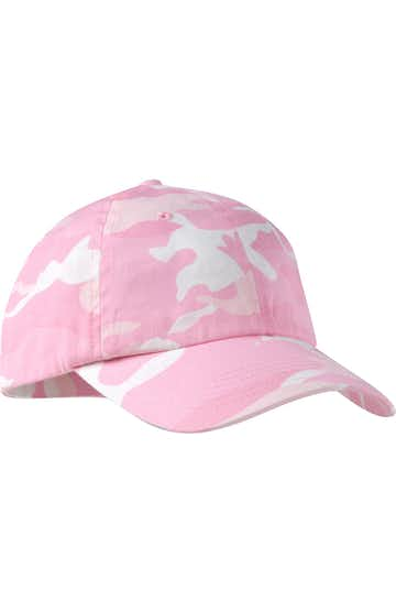 Port Authority C851 Pink Camo