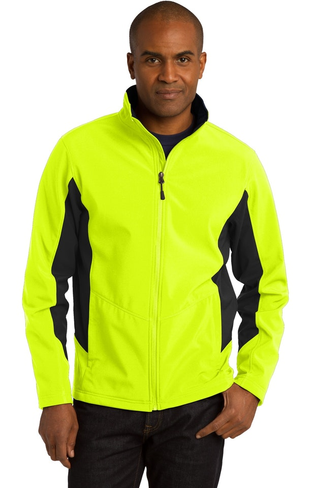 Port Authority TLJ318 Safety Yellow / Black