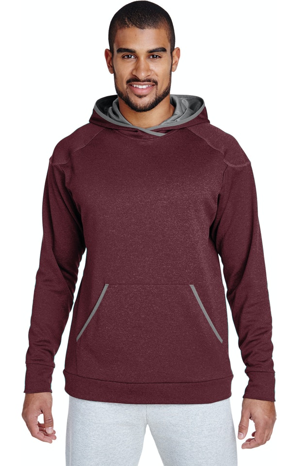 Team 365 TT36 Sport Maroon Heather / Sport Graphite