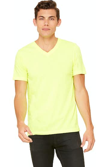 Bella + Canvas 3005 Neon Yellow