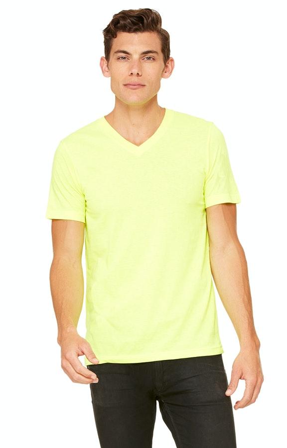 Bella+Canvas 3005 Neon Yellow