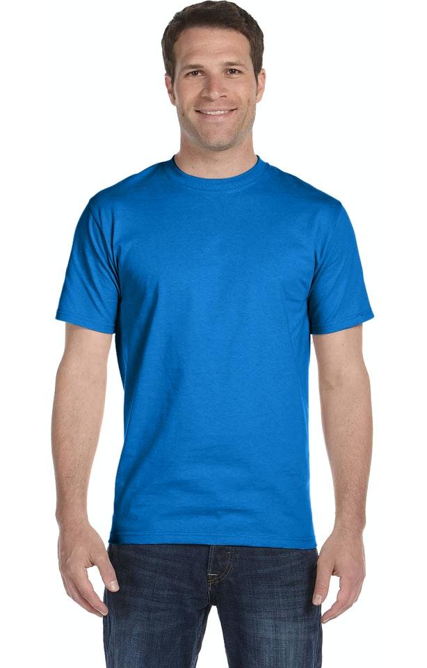 Hanes 5180 Bluebell Breeze